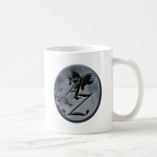 Azulia Briefmarke Kaffeetasse