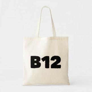 B12 BUDGET STOFFBEUTEL