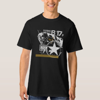 B-17 F Flying Fortress T-Shirt