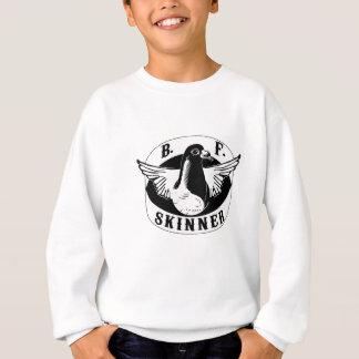 B.F. Skinner und Projekt-Taube Sweatshirt