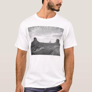 B&W Monument-Tal 4 T-Shirt