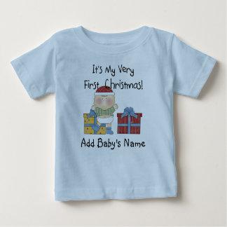 Baby-1. Weihnachtst-shirt Baby T-shirt