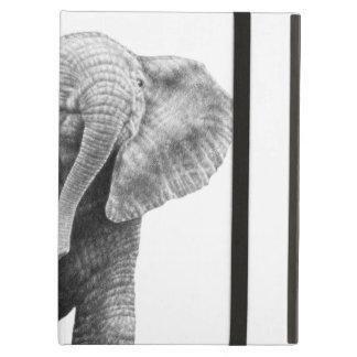 Baby-afrikanischer Elefant iPad Fall