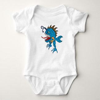 Baby Alebrije Baby Strampler