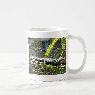 Baby-Alligator Kaffeetasse