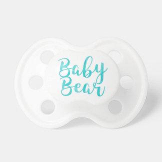 Baby-Bär Schnuller