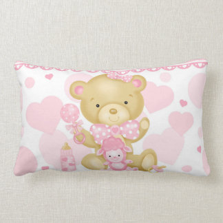 Baby-Bärlumbar-Kissen Kissen