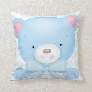 Baby-Bärn-Quadrat-Kissen Kissen