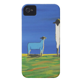 Baby-Blau iPhone 4 Hülle