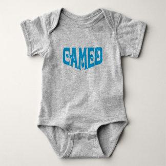 Baby-Bodysuit mit Miniaturlogo Baby Strampler
