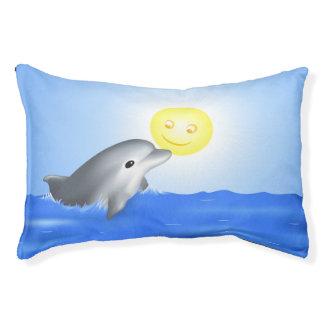Baby-Delphin Haustierbett