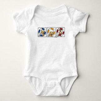 Baby des Agility-Reifens GBU Baby Strampler
