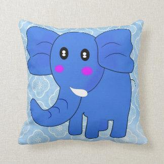 Baby-Elefant Kissen