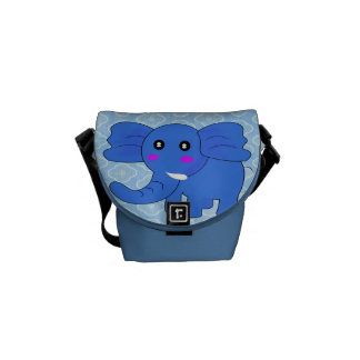 Baby-Elefant Kurier Tasche