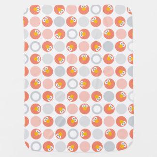 Baby Elmo Kreis-Muster Puckdecke
