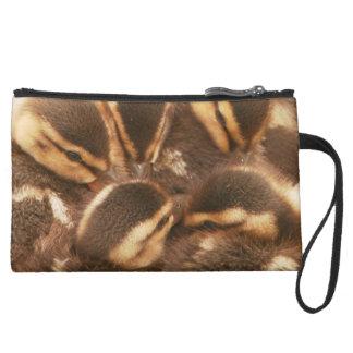 Baby-Entlein-Enten-Vogel-Tier-Tier-Tasche