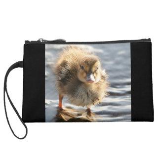 Baby-Entlein-Enten-Vogel-Tier-Tier-Teich-Tasche