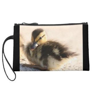 Baby-Entlein-Enten-Vogel-Tier-Tierteich-Tasche