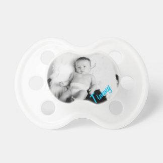 BABY-FOTO-IDENTIFIKATION BINKY SCHNULLER