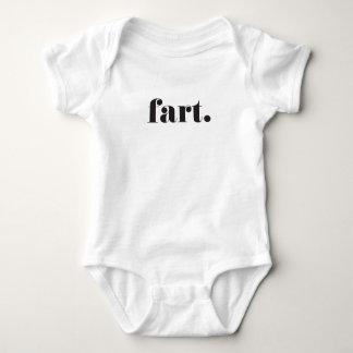 Baby-Furz-Shirt Baby Strampler
