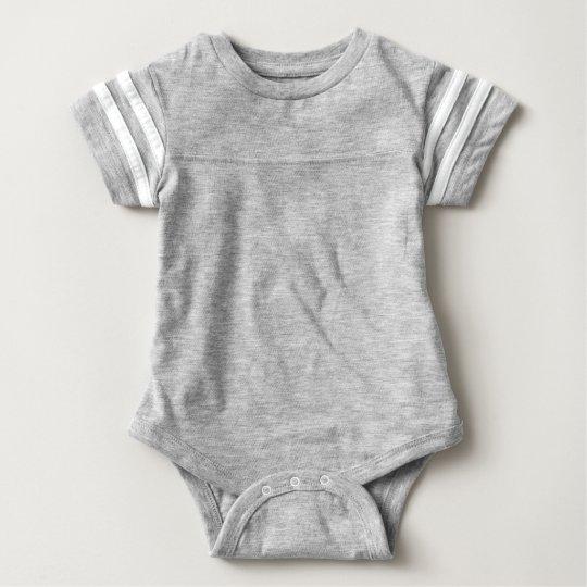 Baby-Fußballbody