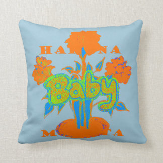 Baby Hakuna Matata Wurfs-Kissen Kissen