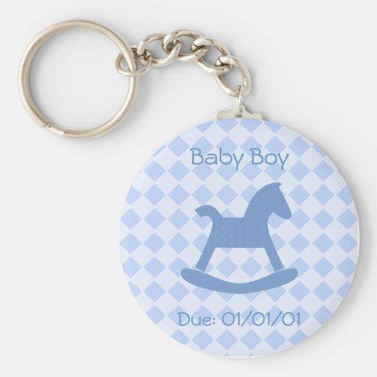 Baby Keychain Standard Runder Schlüsselanhänger
