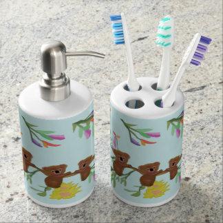 Baby-Koala Badezimmer-Set