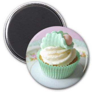 Baby-Kuchen-Kühlschrankmagnet Runder Magnet 5,7 Cm