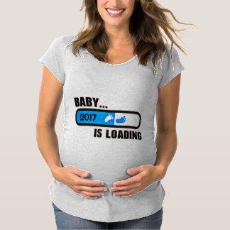 Baby-Laden Schwangerschafts T-Shirt