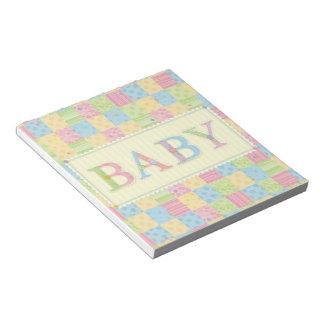 BABY-LIEBE-SAMMLUNG NOTIZBLOCK
