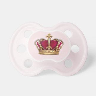 Baby-Mädchen-Schnuller (Königin) Schnuller