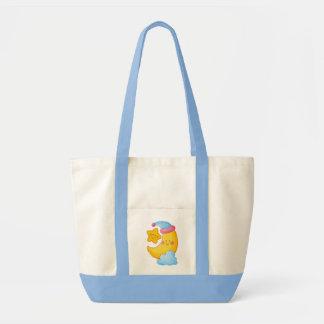 Baby-Mond-Taschentasche Impulse Stoffbeutel