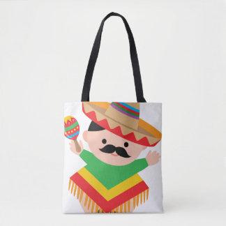 Baby Muchacho, Fiesta-Tasche Tasche