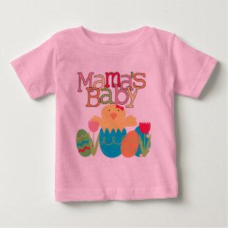 Baby Mutter - Mädchen-Küken-Ostern-T - Shirts und