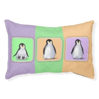 Baby-Pinguine Haustierbett