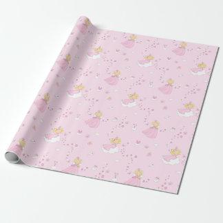 Baby-Prinzessin Geschenkpapier