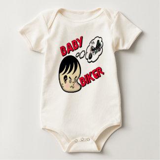 Baby-Radfahrer-T - Shirts