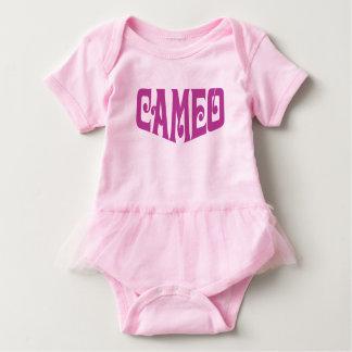 Baby-Rosa-Bodysuit Baby Strampler