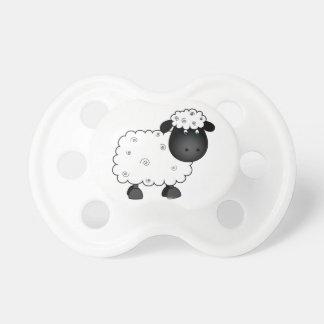 Baby-Schafe für Mutterschaf Schnuller