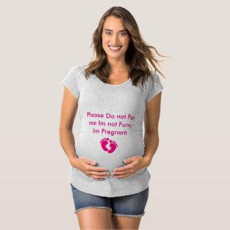 Baby Schwangerschafts T-Shirt