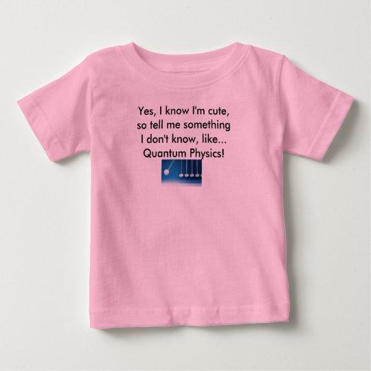 Baby-Spaß-T-Shirts Baby T-shirt