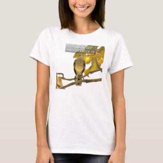 Baby-Spottdrosselbabydoll-T - Shirt: Fest-Oben T-Shirt