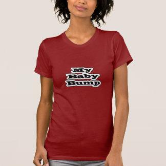 Baby-Stoß T-Shirt