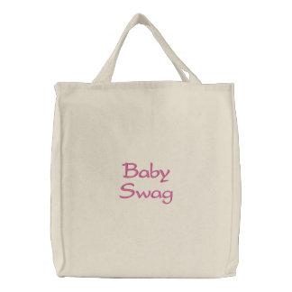 Baby-Swag gestickte Tasche