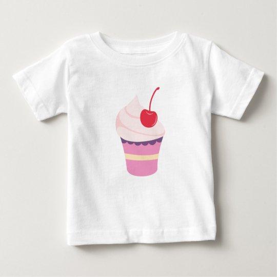 Baby-T - Shirt mit Eiscremeschale