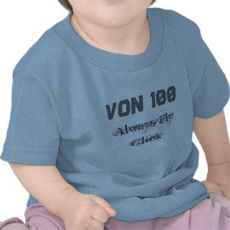 Baby-T-Stück Von 100 T-shirt