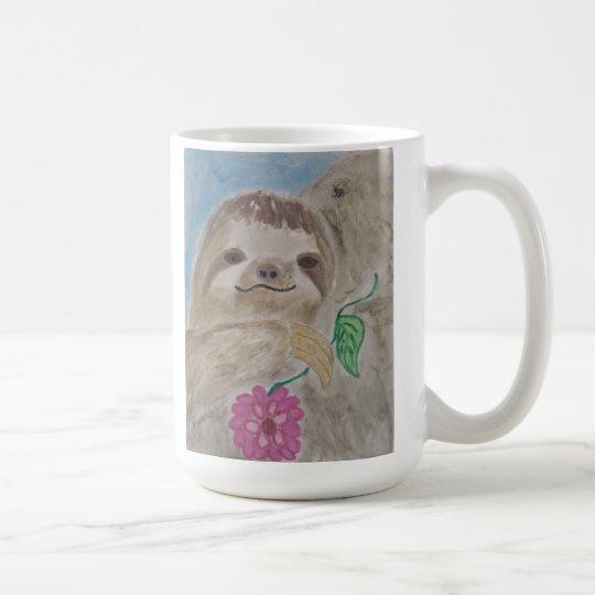 Baby-Trägheit Kaffeetasse
