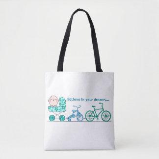 Baby-Träume der zukünftigen Taschen-Tasche Tasche