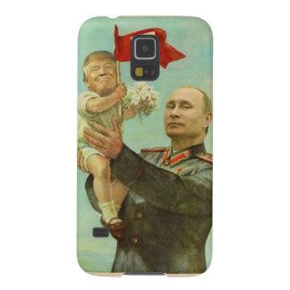 Baby-Trumpf mit Putin Galaxy S5 Hüllen